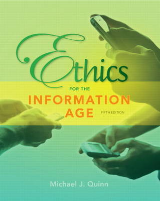 Ethics for the Information Age (Paperback)