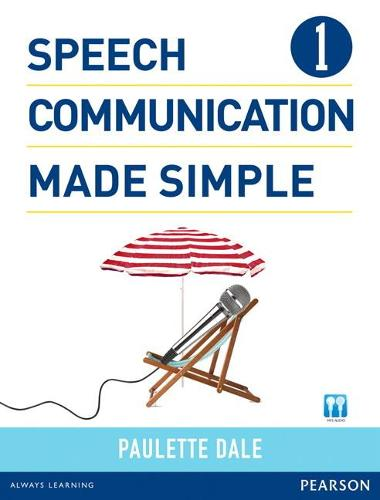 Speech Communication Made Simple 1 (with Audio CD) (Paperback)
