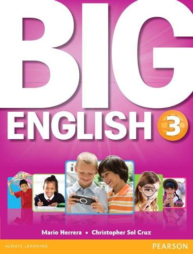 Big English 3 Student Book