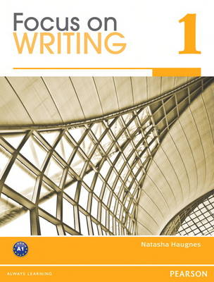 Focus on Writing 1 with Proofwriter (Paperback)