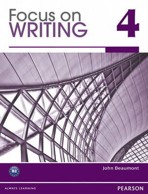 Focus on Writing 4 with Proofwriter (Paperback)