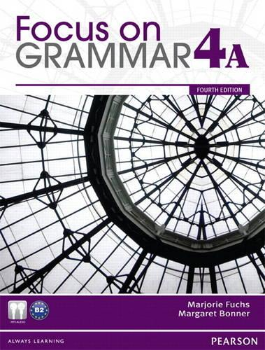 Focus on Grammar 4A Student Book and Workbook 4A Pack (Paperback)
