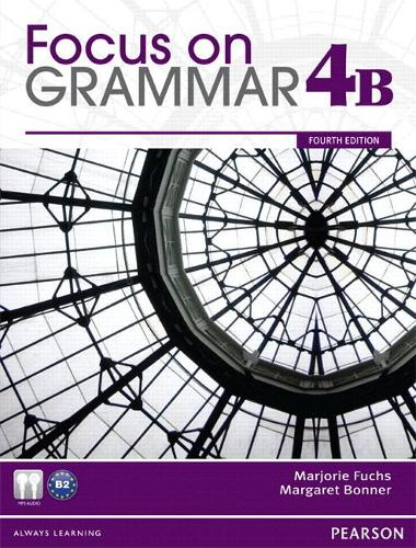 Focus on Grammar 4B Student Book and Workbook 4B Pack (Paperback)