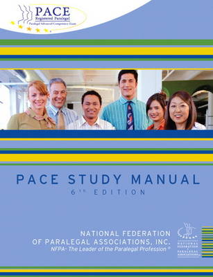 PACE Study Manual (Paperback)