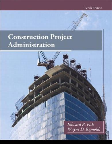 Construction Project Administration (Hardback)