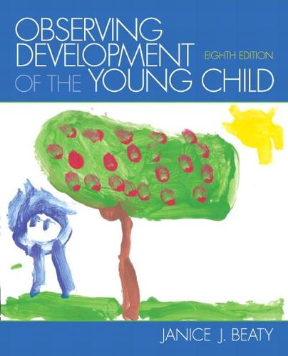 Observing Development of the Young Child (Paperback)