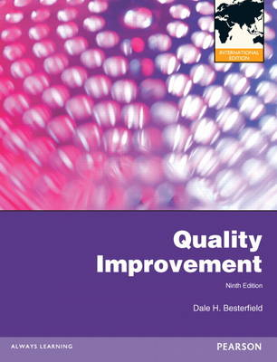 Quality Improvement (Paperback)