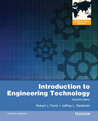 Introduction to Engineering Technology (Paperback)