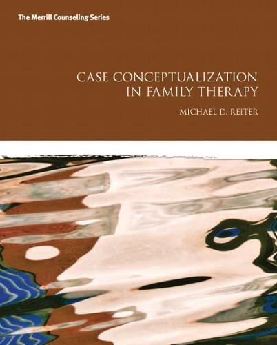 Case Conceptualization in Family Therapy (Paperback)