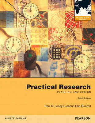 Practical Research: Planning and Design (Paperback)
