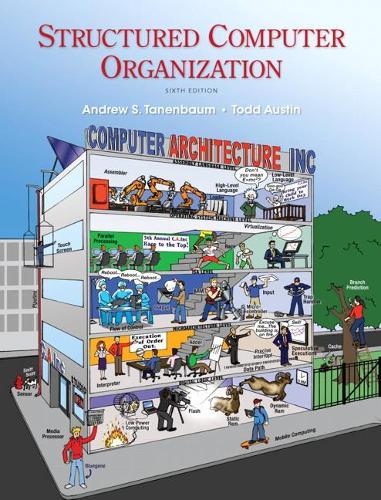 Structured Computer Organization (Hardback)