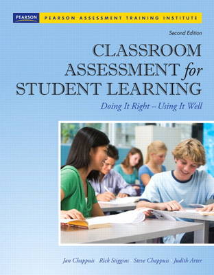 Classroom Assessment Student Learning 10 Pk (Paperback)