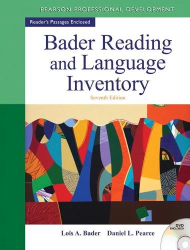 Bader Reading & Language Inventory