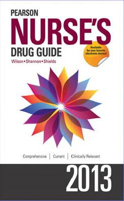 Pearson Nurse's Drug Guide 2013 (Hardback)