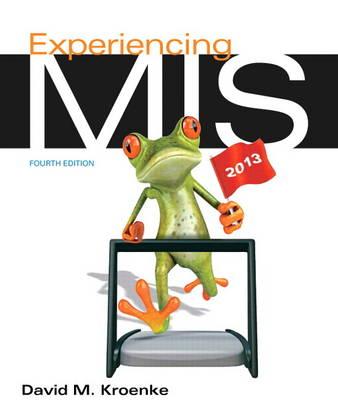 Experiencing MIS (Paperback)