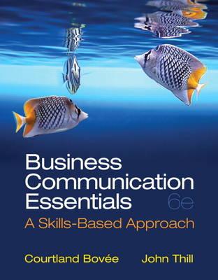 Business Communication Essentials (Paperback)