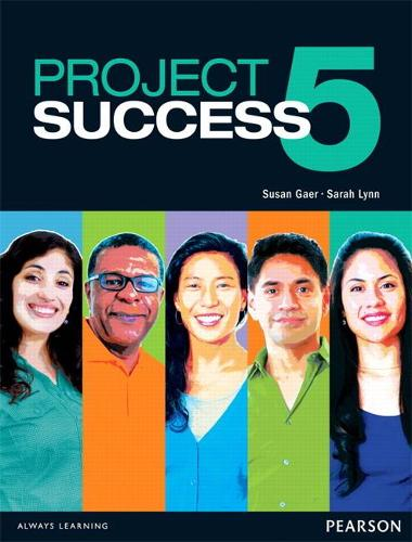 Project Success 5 Student Book with eText