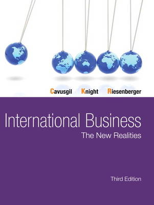International Business: The New Realities (Hardback)