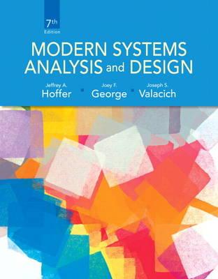 Modern Systems Analysis and Design (Hardback)