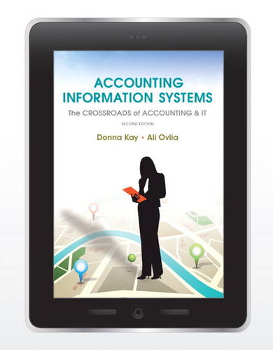 Accounting Information Systems: The Crossroads of Accounting and IT (Hardback)
