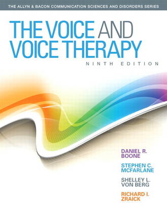 The Voice and Voice Therapy (Hardback)