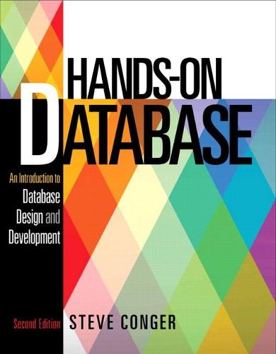 Hands-On Database (Paperback)