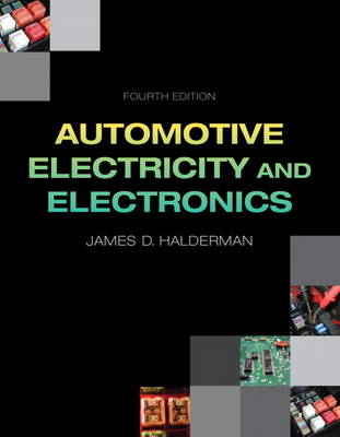 Automotive Electricity and Electronics (Hardback)