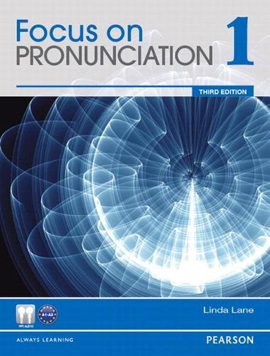 Value Pack: Focus on Pronunciation 1 Student Book and Classroom Audio CDs