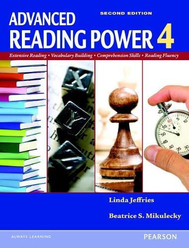 Advanced Reading Power 4 (Paperback)