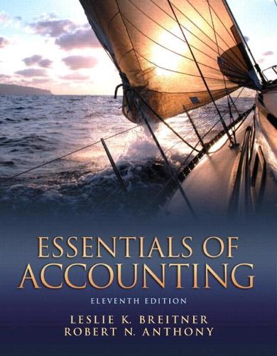 Essentials of Accounting Plus New MyAccountingLab with Pearson Etext - Access Card Package