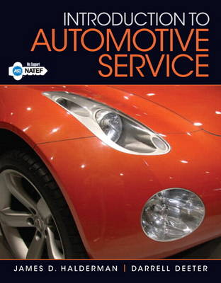 Introduction to Automotive Service Plus MyAutomotiveLab with Pearson eText -- Access Card Package