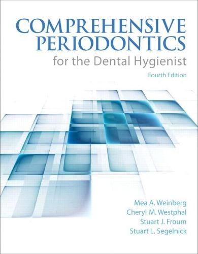 Comprehensive Periodontics for the Dental Hygienist (Paperback)