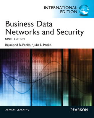 Business Data Networks and Security (Paperback)