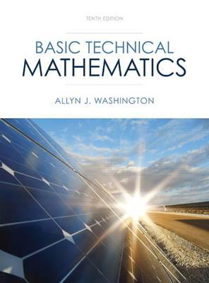Basic Technical Mathematics (Hardback)