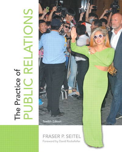 The Practice of Public Relations (Paperback)