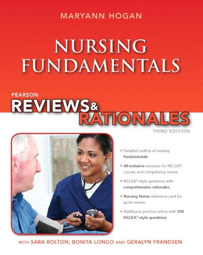 "Pearson Reviews & Rationales: Nursing Fundamentals with ""Nursing Reviews & Rationales"" (Paperback)"