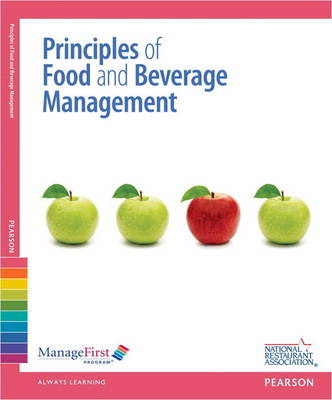 Principles of Food and Beverage Management with Answer Sheet and Exam Prep -- Access Card Package