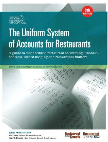 The Uniform System of Accounts for Restaurants (Paperback)