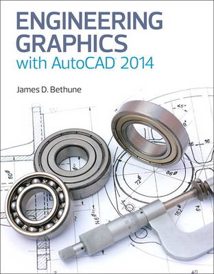 Engineering Graphics with AutoCAD 2014 (Paperback)