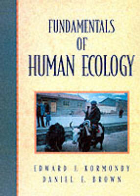 Fundamentals of Human Ecology (Paperback)