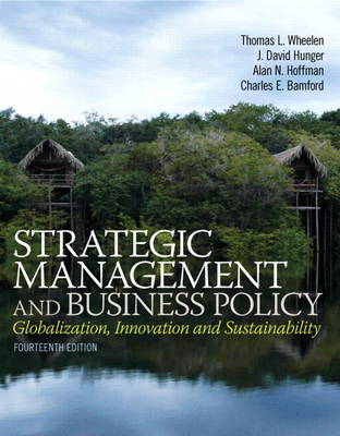 Strategic Management and Business Policy: Globalization, Innovation and Sustainability Plus 2014 MyManagementLab with Pearson eText -- Access Card Package