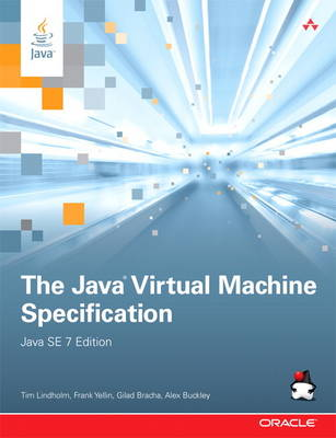 The Java Virtual Machine Specification, Java SE 7 Edition (Paperback)