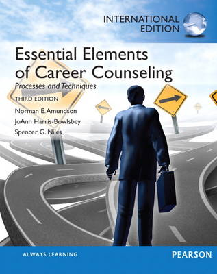 Essential Elements of Career Counseling: Processes and Techniques (Paperback)