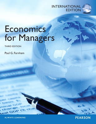 Economics for Managers: International Edition (Paperback)