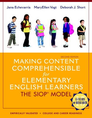 Making Content Comprehensible for Elementary English Learners: The SIOP Model (Paperback)