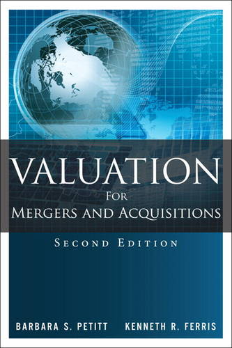 Valuation for Mergers and Acquisitions (Hardback)