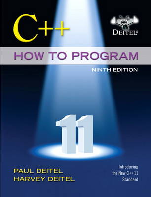 C++ How to Program (early Objects Version) (Paperback)