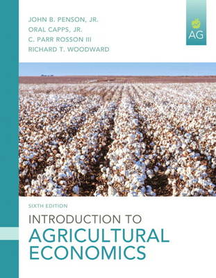 Introduction to Agricultural Economics (Hardback)