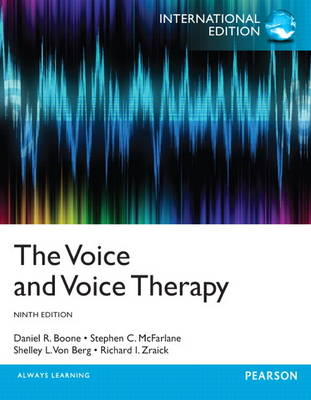 The Voice and Voice Therapy: International Edition (Paperback)