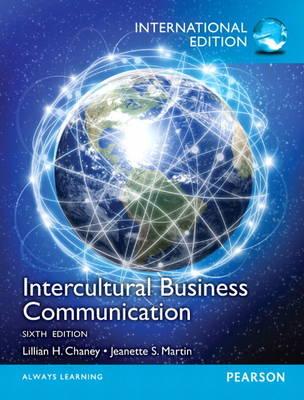 Intercultural Business Communication (Paperback)